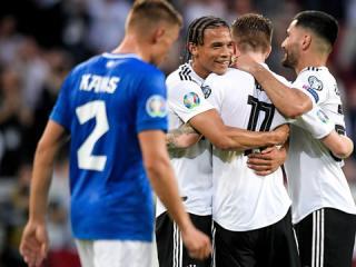 PICTURE SPECIAL: Germany 8-0 Estonia