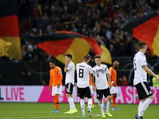 PICTURE SPECIAL: Germany 2 - 4 Netherlands