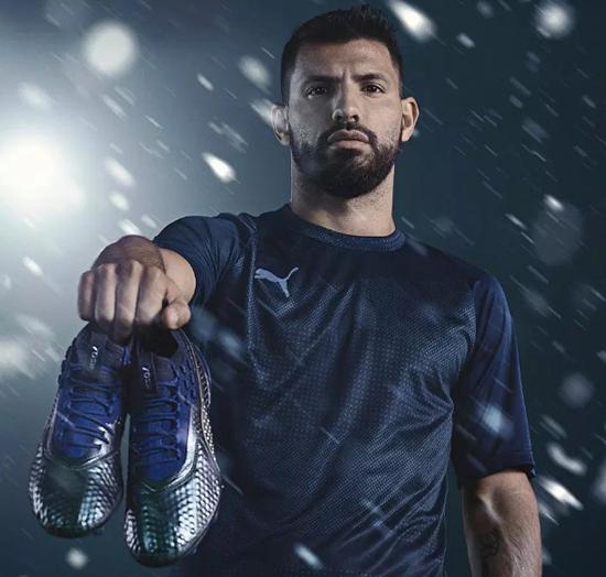 3f0aa87b9 Romelu Lukaku and Luis Suarez among stars launching incredible new Puma  'Stun' boots